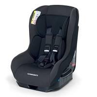 Foppapedretti Go! Evolution, Seggiolino auto , Nero Carbon, Gruppo 0/1 (0-18 Kg) per bambini dalla nascita fino a 4 anni circa
