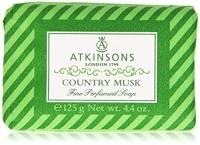 Atkinson - Country Musk, Sapone Profumato - 125 g